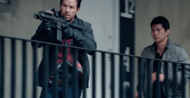 Mark Wahlberg Iko Uwais Mile 22