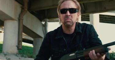 Nicolas Cage Drive Angry