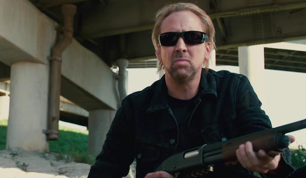 Nicolas Cage Drive Angry
