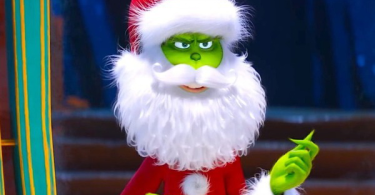 Benedict Cumberbatch Santa Claus The Grinch