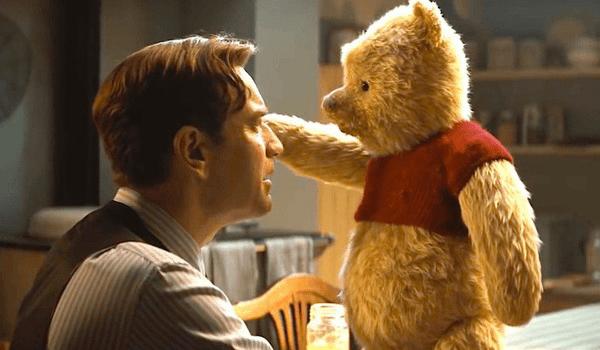Ewan McGregor Winnie the Pooh Christopher Robin
