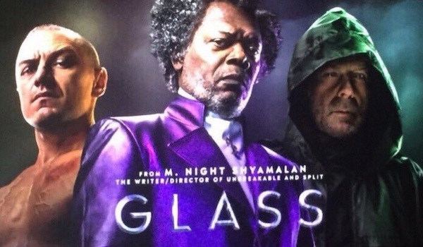 GLASS (2019) Movie Trailer: Samuel L. Jackson, Bruce Willis, & James McAvoy Locked in a Mental Institute