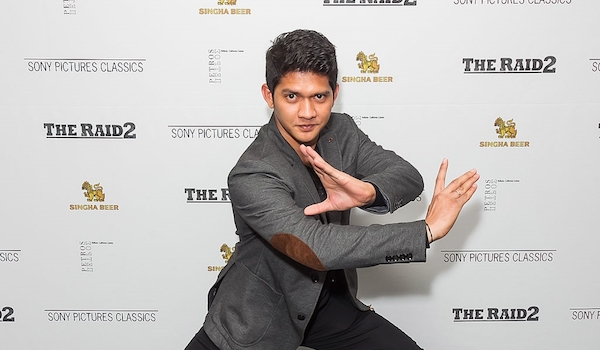 Iko Uwais Wu Assassins