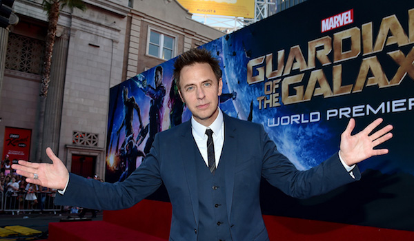 GUARDIANS OF THE GALAXY VOL.3 (2020): James Gunn Fired as Director, Marvel Relationship Severed Over Tweets