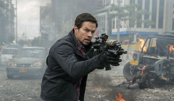 Mark Wahlberg Mile 22