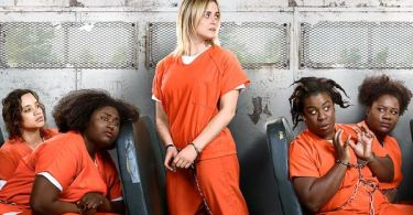 Orange is the New Black Season 6 Movie Poster