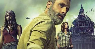 The Walking Dead Season 9 TV Show Poster