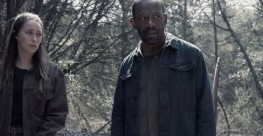 Alycia Debnam-Carey Lennie James Fear the Walking Dead Season 4B
