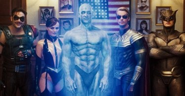 Billy Crudup Malin Akerman Matthew Goode Jeffrey Dean Morgan Patrick Wilson Watchmen