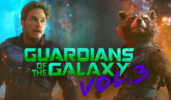 Chris Pratt Rocket Guardians of the Galaxy Vol 2