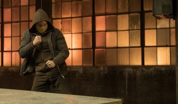 Finn Jones Iron Fist Season 2