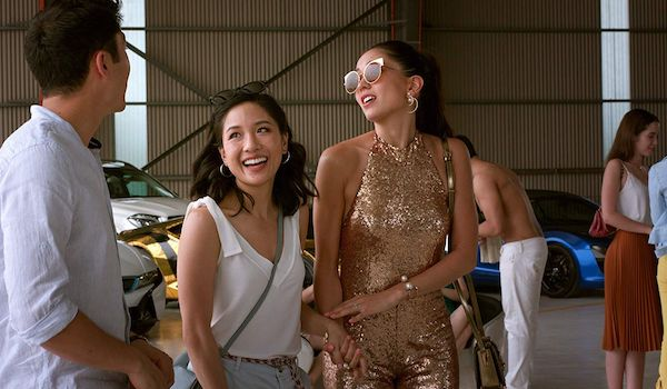 Henry Golding Constance Wu Crazy Rich Asians