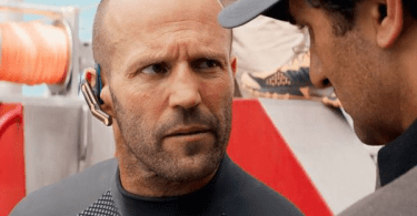 Jason Statham Cliff Curtis The Meg