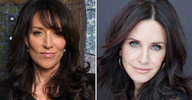 Katey Sagal Courteney Cox