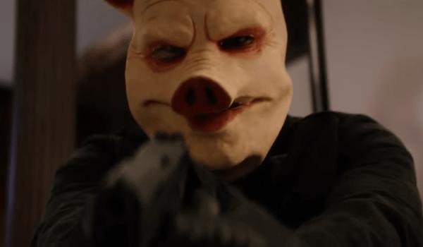 Pig Gun Heist Tell Me A Story