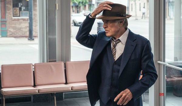 Robert Redford The Old Man and the Gun