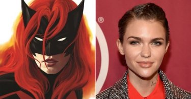 Ruby Rose Batwoman Comic Book