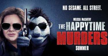 The Happytime Murders Movie Poster Banner