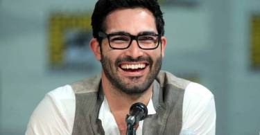 Tyler Hoechlin Smiling San Diego Comic Con International