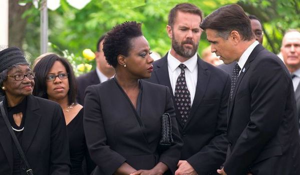 Viola Davis Garret Dillahunt Colin Farrell Widows