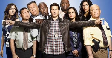 Andy Samberg Terry Crews Andre Braugher Brooklyn Nine-Nine