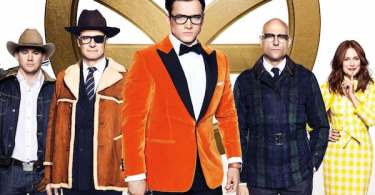Kingsman The Golden Circle Movie Poster