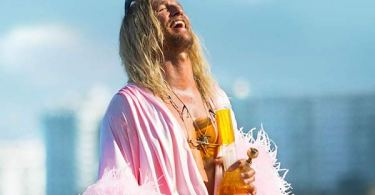 Matthew McConaughey The Beach Bum