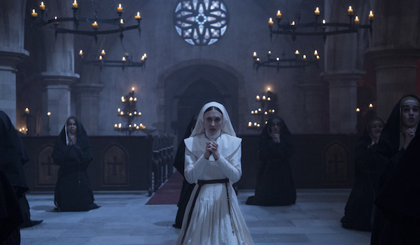 Taissa Farmiga The Nun