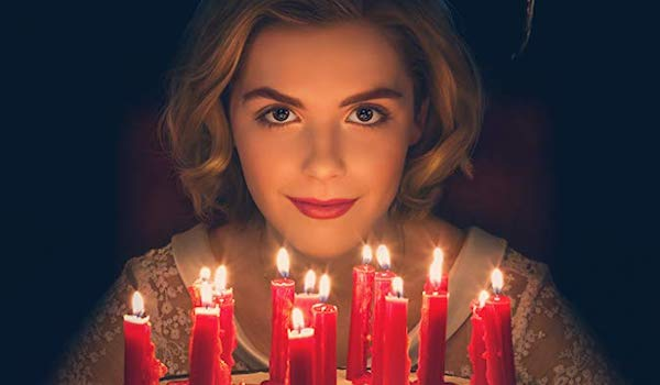 The Chilling Adventures of Sabrina TV Show Poster
