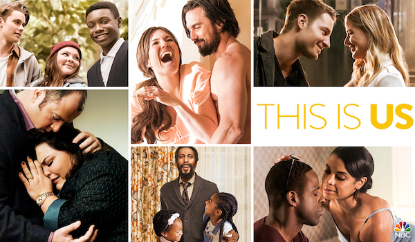 This is Us Season 2 TV Show Banner