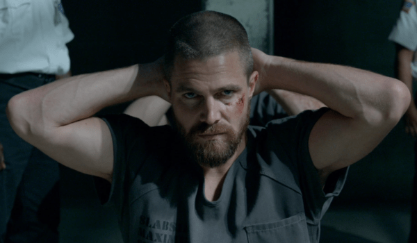 Stephen Amell Arrow Inmate 4587