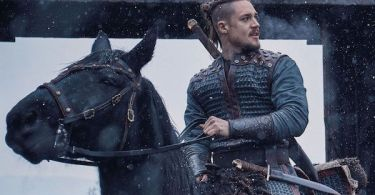 Alexander Dreymon The Last Kingdom Season 3