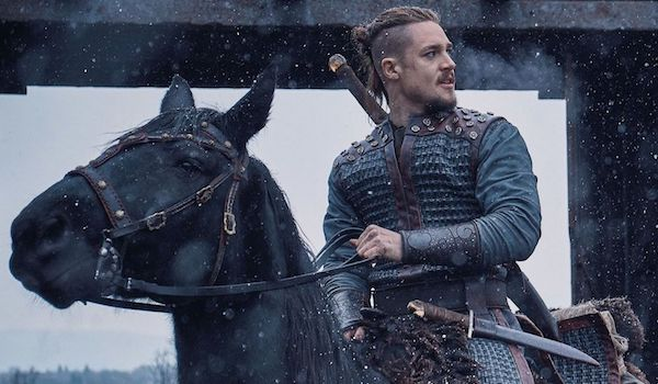 Alexander Dreymon The Last Kingdom Season 3