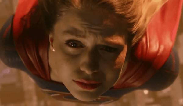 Melissa Benoist Supergirl Ahimsa