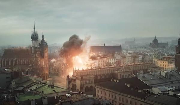 Poland Terrorist Attack 1983