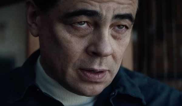 Benicio del Toro Escape at Dannemora