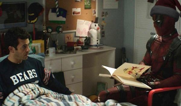 Fred Savage Ryan Reynolds Once Upon a Deadpool