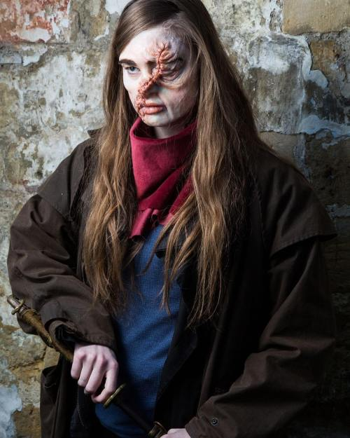 Hester Shaw Scar Mortal Engines