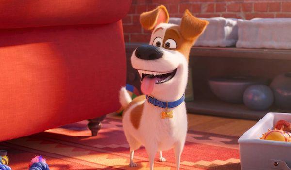 Max The Secret Life of Pets 2