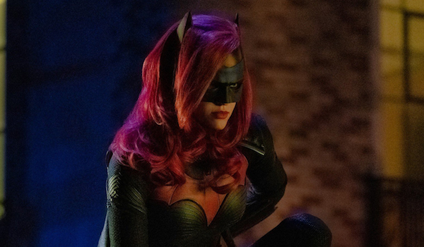 TV Trailers: BATWOMAN Arrow-verse ELSEWORLDS Promo; THE FLASH 'O Come, All Ye Faithful'; GOTHAM 'Day 45', & More