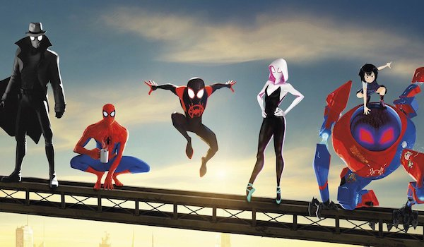 SPIDER-MAN: INTO THE SPIDER-VERSE (2018) International Extended Sneak Peek Video Features New Footage