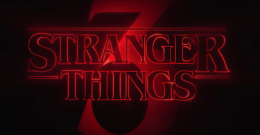 Stranger Things Season 3 Logo
