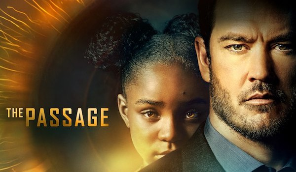 The Passage TV Show Poster Banner