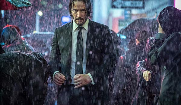 JOHN WICK: CHAPTER 3 (2019) Trailer Tease: Keanu Reeves Returns; Full Trailer Released on Thursday