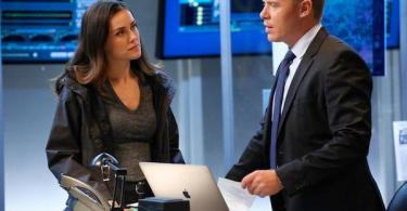 Megan Boone Diego Klattenhoff The Blacklist The Ethicist