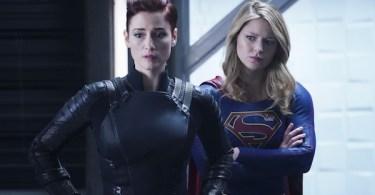 Melissa Benoist Chyler Leigh Supergirl Suspicious Minds