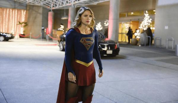 Melissa Benoist Supergirl Menagerie