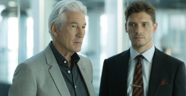 Richard Gere Billy Howle MotherFatherSon