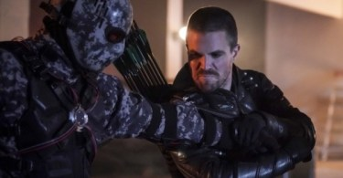 Stephen Amell Arrow Emerald Archer