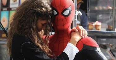 Tom Holland Zendaya Spider-Man: Far From Home